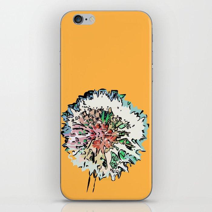Hairy Fruit iPhone Skin