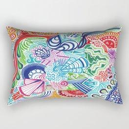 Happy Colors Rectangular Pillow