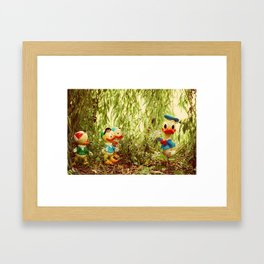 Duck Tales 2 Framed Art Print
