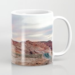 Nevada Mountains 8-7 Coffee Mug