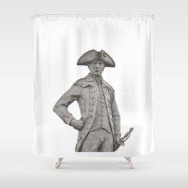 Natty Shower Curtain