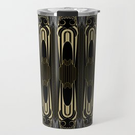 Art Deco Travel Mug
