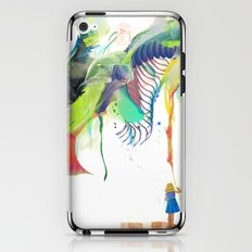 Azalia iPhone & iPod Skin