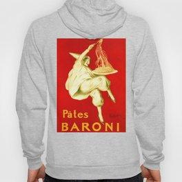 Pasta Baroni Leonetto Cappiello Hoody