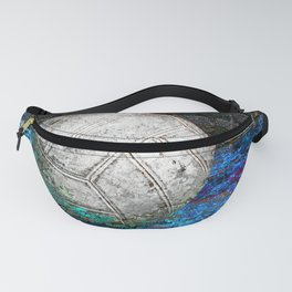 Volleyball art print work 1 Fanny Pack