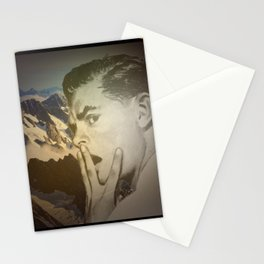 More Mountains Stationery Cards