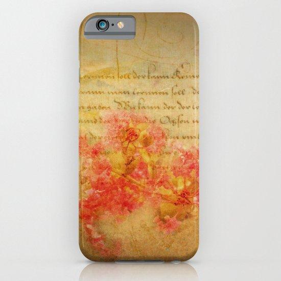Flirtation iPhone & iPod Case
