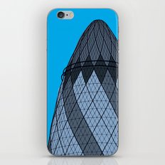 London Town - The Gherkin iPhone & iPod Skin