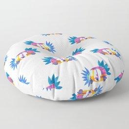 Groovy Rickshaw Floor Pillow