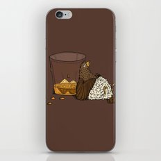 Thirsty Grouse - Colored! iPhone & iPod Skin
