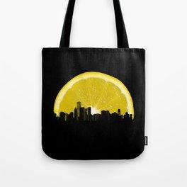 super lemon Tote Bag