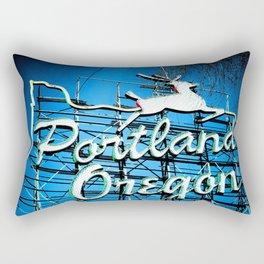 PDX Rectangular Pillow