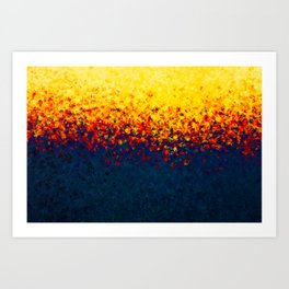 polyzon Art Print