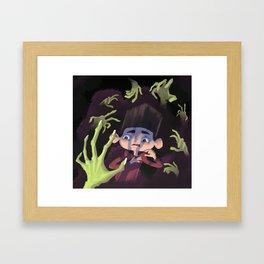 ParaNorman Framed Art Print