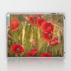 Poppies...... Laptop & iPad Skin