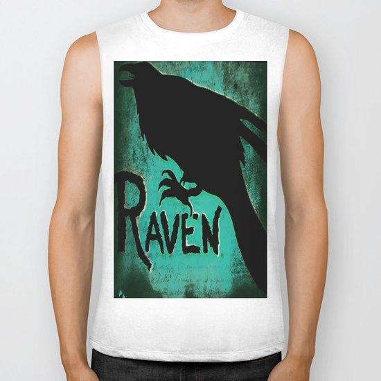 Raven Biker Tank