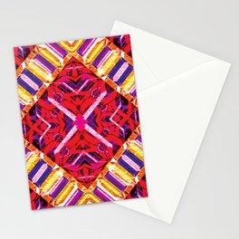 Curitiba (Pink Mod) Stationery Cards