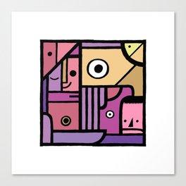 Square 6 Canvas Print