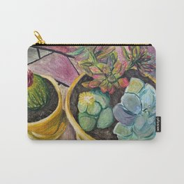 Cacti Carry-All Pouch