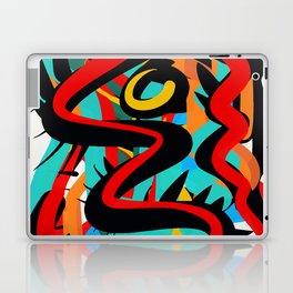Primitive Abstract Art Street Style Laptop & iPad Skin