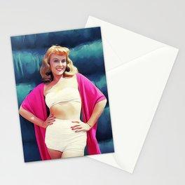 Paulette Goddard, Actress Stationery Cards