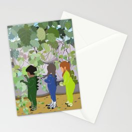 Bushsaurs Stationery Cards