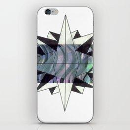 C.O.M.P.A.S.S. No. 3 iPhone Skin