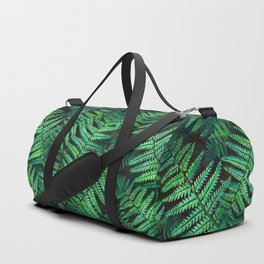 Among the Fern in the Forest Duffle Bag