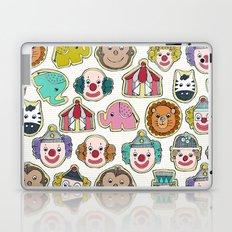 circus cookies multi Laptop & iPad Skin
