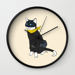Morgana - Persona 5 Wall Clock
