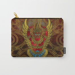 Garuda - bird of Vishnu Carry-All Pouch