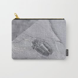 Utah - Trilobite Fossil Slab Carry-All Pouch