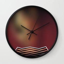 Hit in Japan (Twin Peaks: Fire Walk with Me) Wall Clock