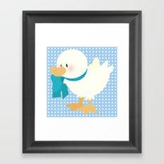duck (male) Framed Art Print