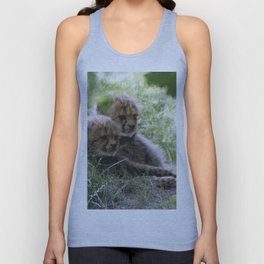 Cheetah_20171201_by_JAMColorsSpecial Unisex Tank Top