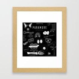 P*r*more Framed Art Print