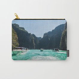 Thailand Boats Carry-All Pouch