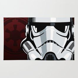 Empire Stormtrooper Rug