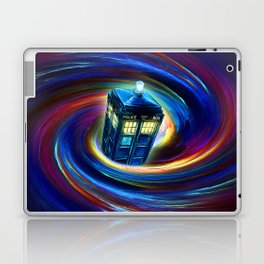 TIME VORTEX Laptop & iPad Skin