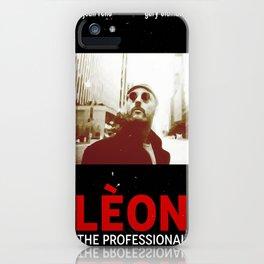 LÈON - The professional iPhone Case