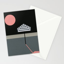 The End Of Summer Stationery Cards