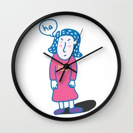 I'm queen Wall Clock