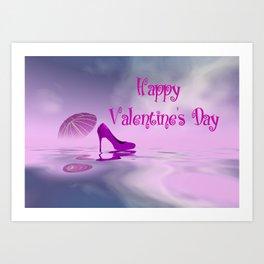Valentine's Day -11- Art Print
