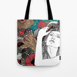 Water fairy [Fenu Paree] Tote Bag