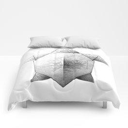 Turtle Origami Comforters