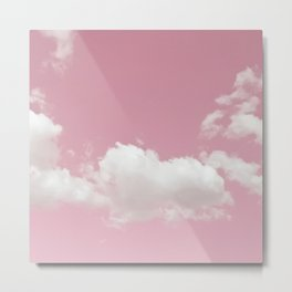 Sweetheart Sky Metal Print