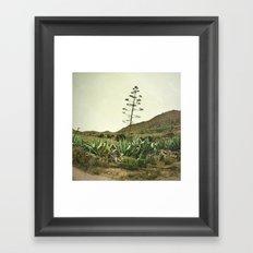 Le Nouveau Western Framed Art Print