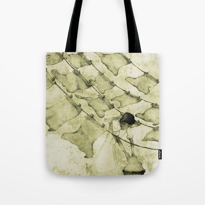 Salt of the earth Tote Bag