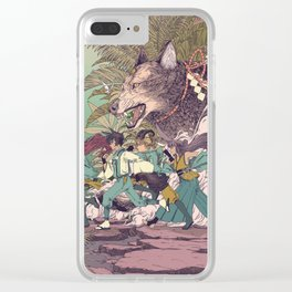 Wild Youth Clear iPhone Case
