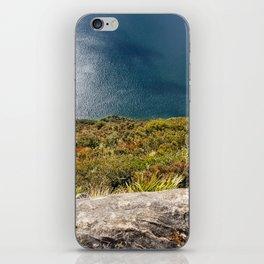 Up High Lake Waikaremoana NZ iPhone Skin